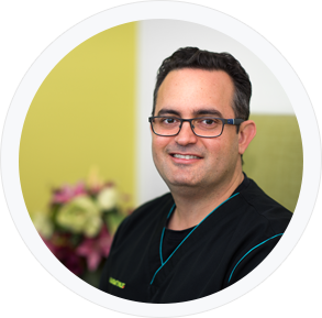 Profile of Dr Nick, Dentist at the Gold Coast Smiles Clinic